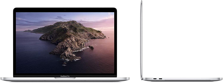 "Лаптоп Apple MacBook Pro - 13"" Touch Bar, сребрист - 7"