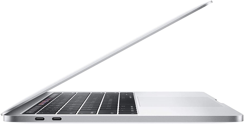 "Лаптоп Apple MacBook Pro - 13"" Touch Bar, сребрист - 3"