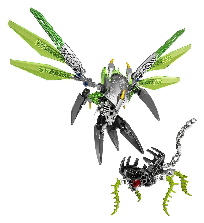 Lego Bionicle: Уксар създание от джунглата (71300) - 4
