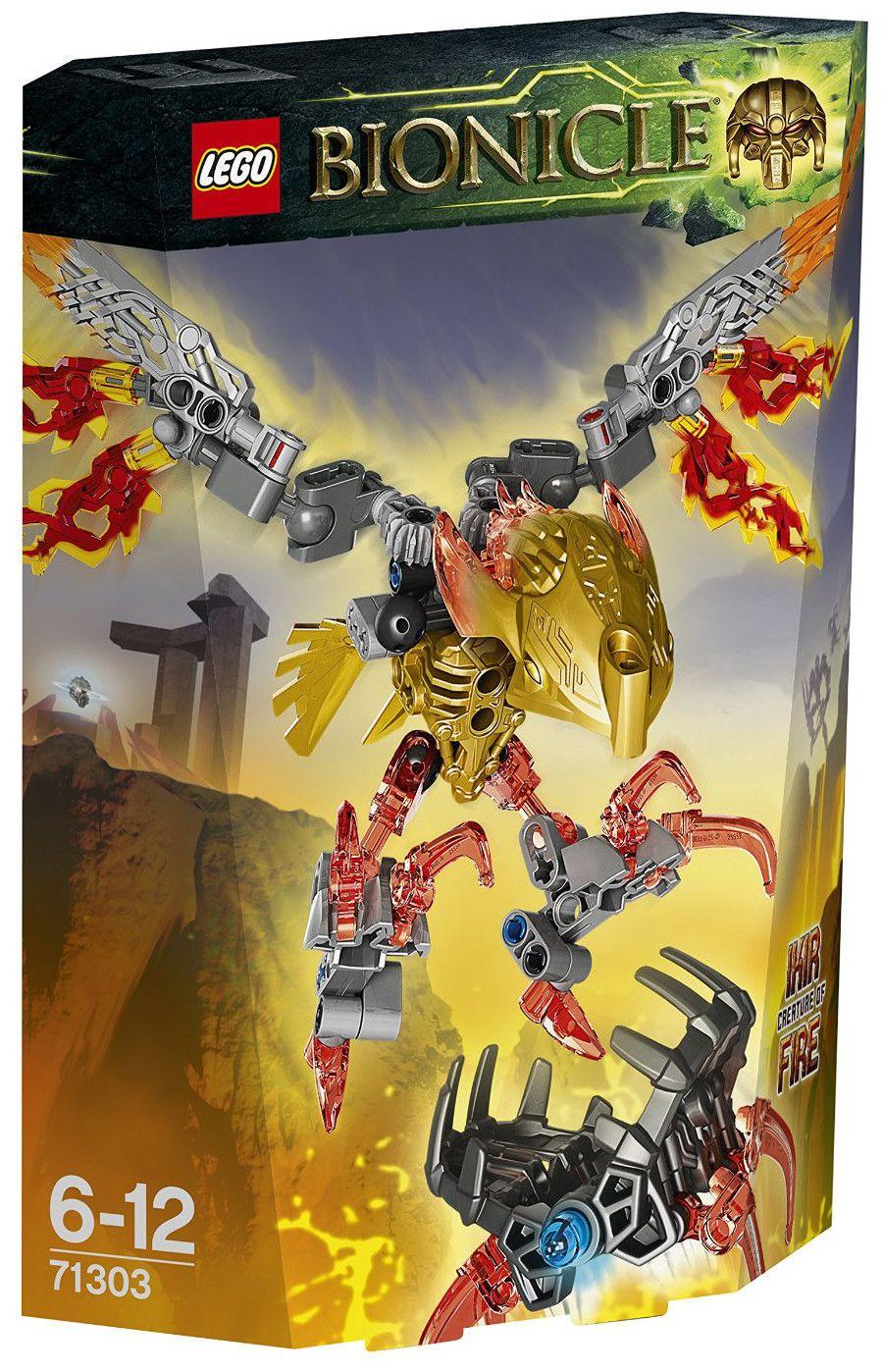 Lego Bionicle: Икир създание от огън (71303) - 1