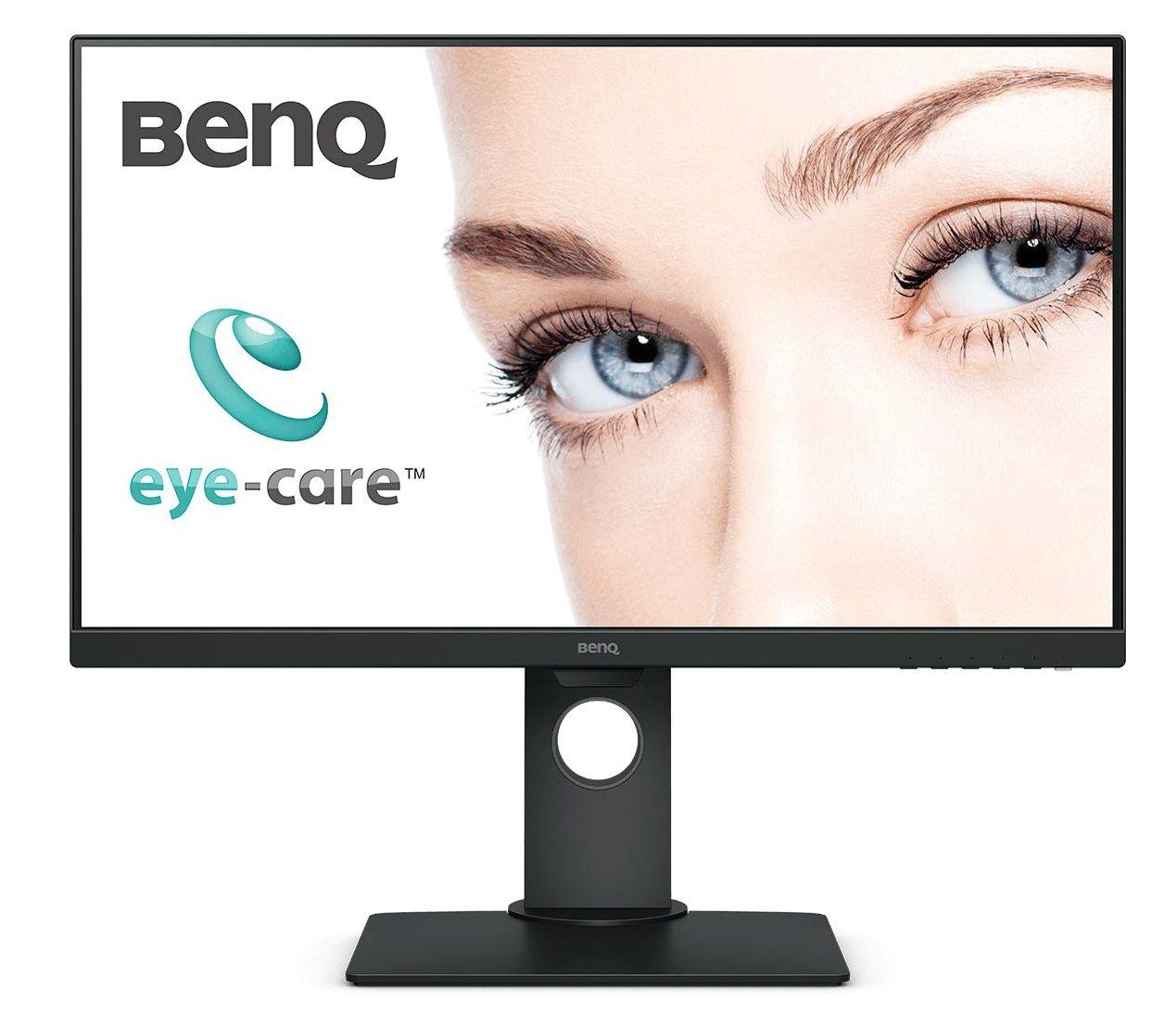 """Бизнес монитор BenQ - BL2780T, 27"""" IPS LED, FHD, черен - 1"""