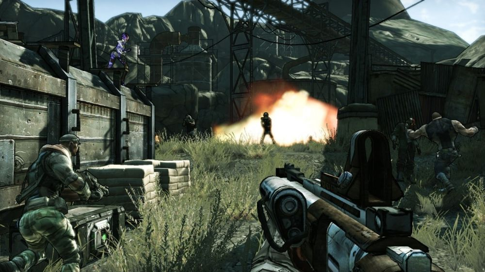 Borderlands GOTY (PC) - 6