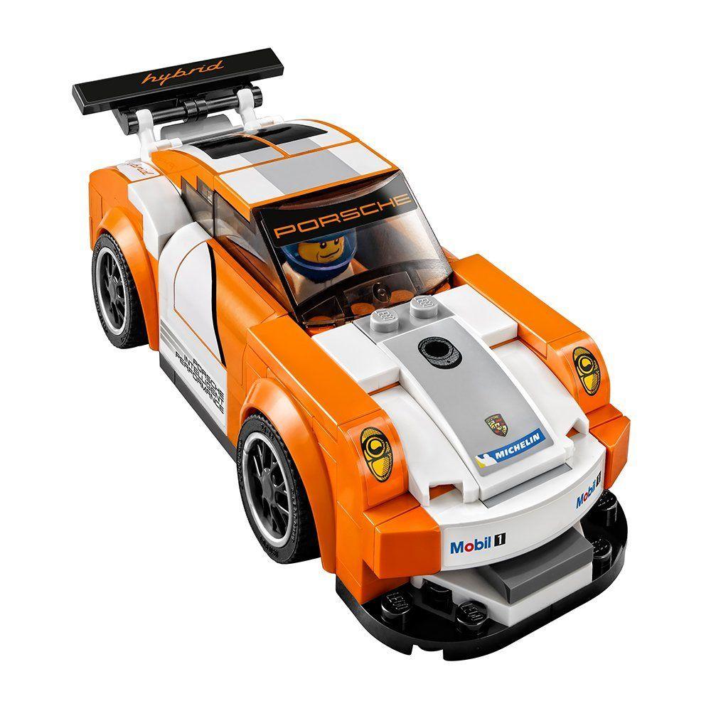 Lego Speed: Porsche 911 GT на финалната линия (75912) - 5