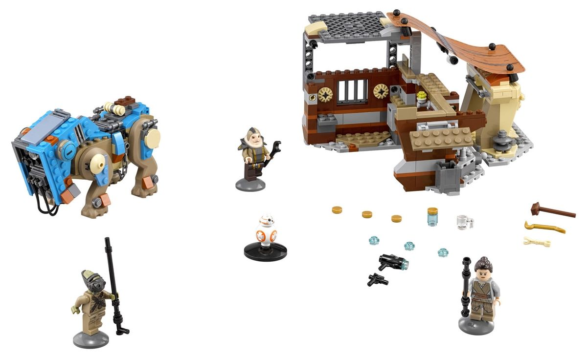 Конструктор Lego Star Wars TM - Сблъсъка на Жаку (75148) - 3
