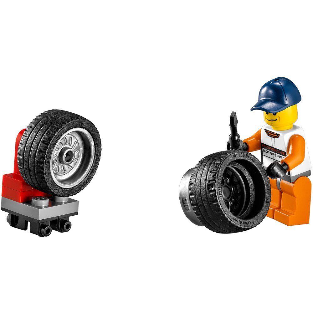 Lego Speed: Porsche 911 GT на финалната линия (75912) - 8