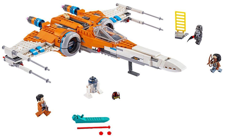 Конструктор Lego Star Wars - Poe Dameron's X-wing Fighter (75273) - 3