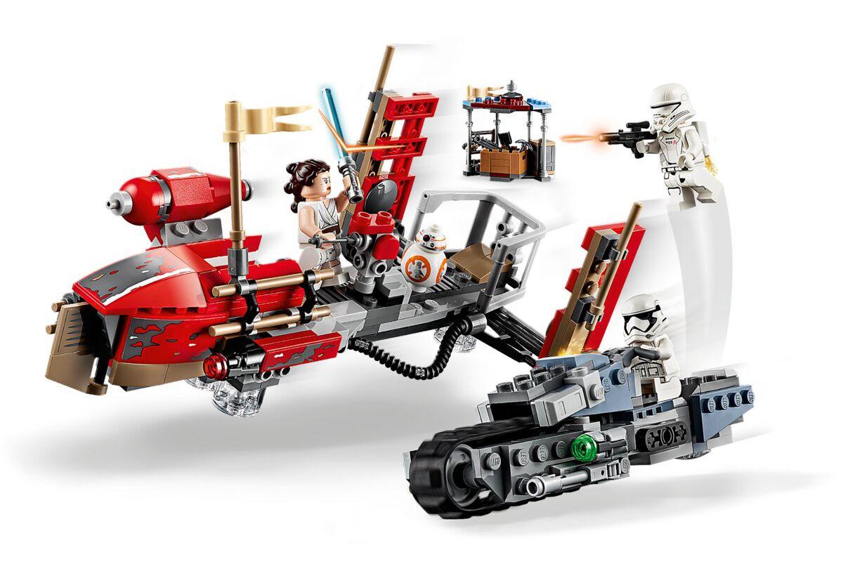 Конструктор Lego Star Wars - Pasaana Speeder Chase (75250) - 2