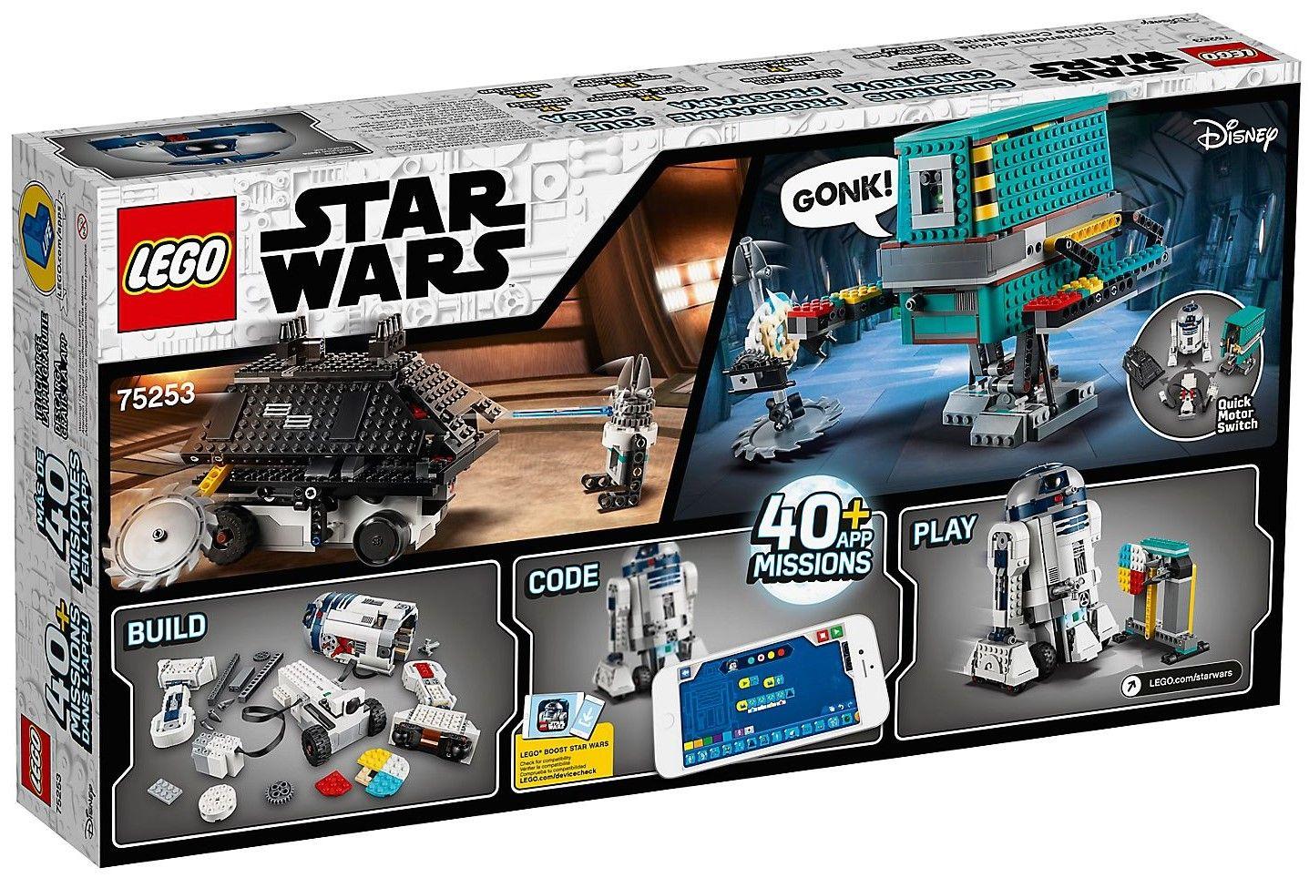 Конструктор Lego Star Wars - Droid Commander (75253) - 13