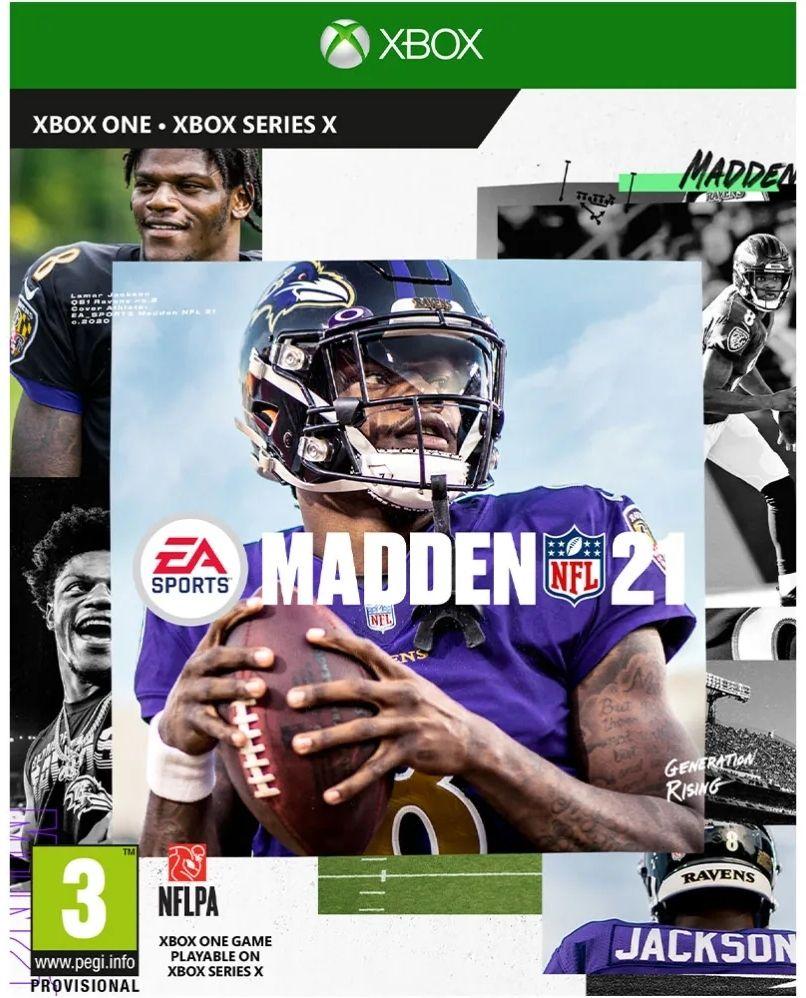 Madden NFL 21 (Xbox One) - 1