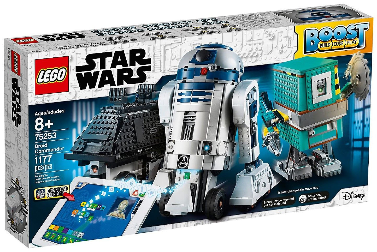 Конструктор Lego Star Wars - Droid Commander (75253) - 1