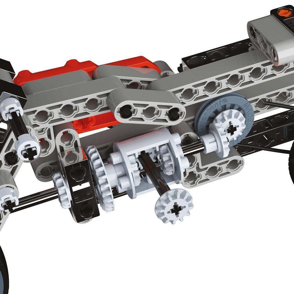 Конструктор Clementoni Mechanics Laboratory - Мотор, 130 части - 6