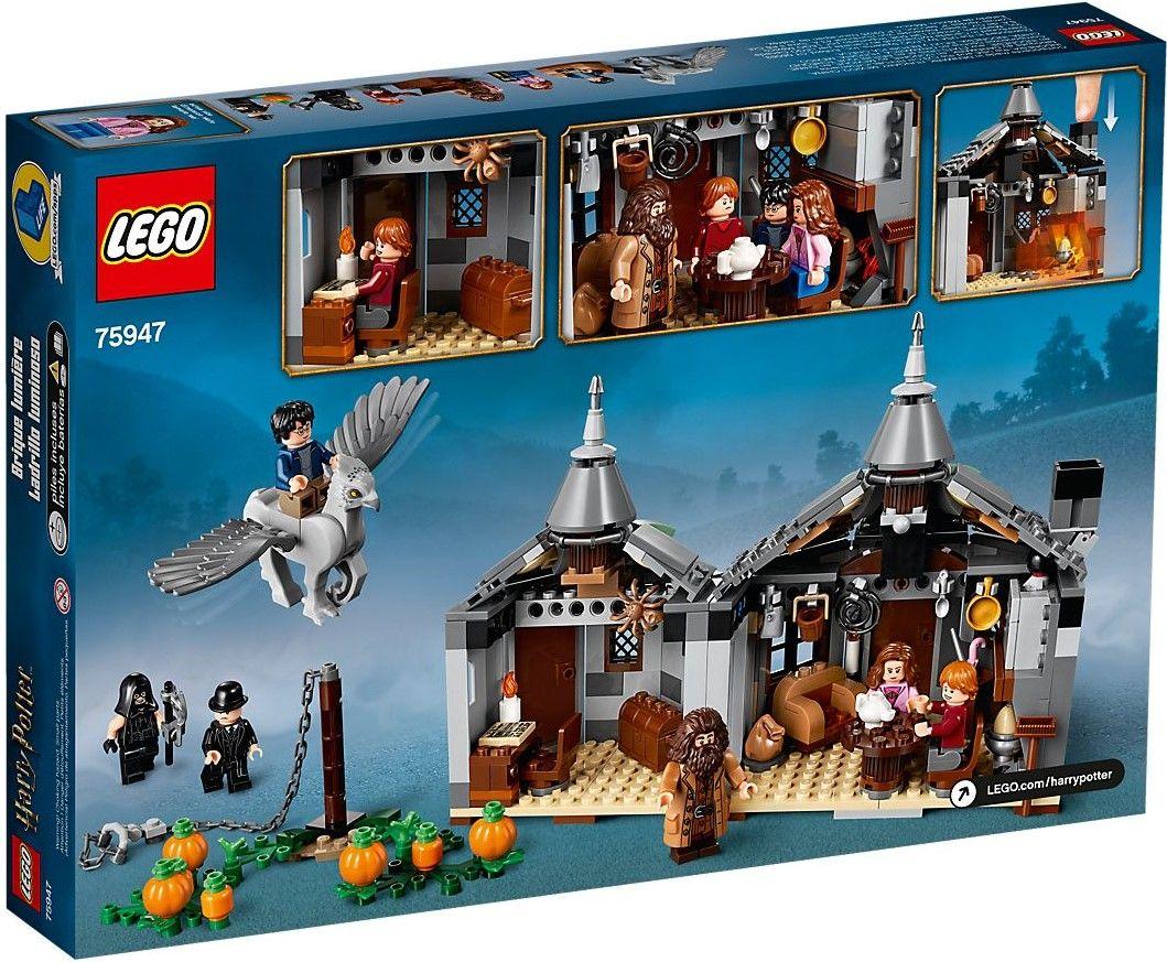 Конструктор Lego Harry Potter - Hagrid's Hut: Buckbeak's Rescue (75947) - 5