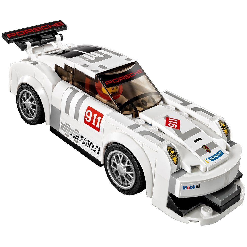 Lego Speed: Porsche 911 GT на финалната линия (75912) - 6