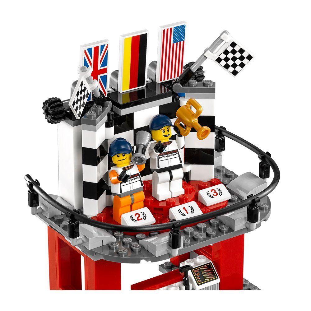Lego Speed: Porsche 911 GT на финалната линия (75912) - 7
