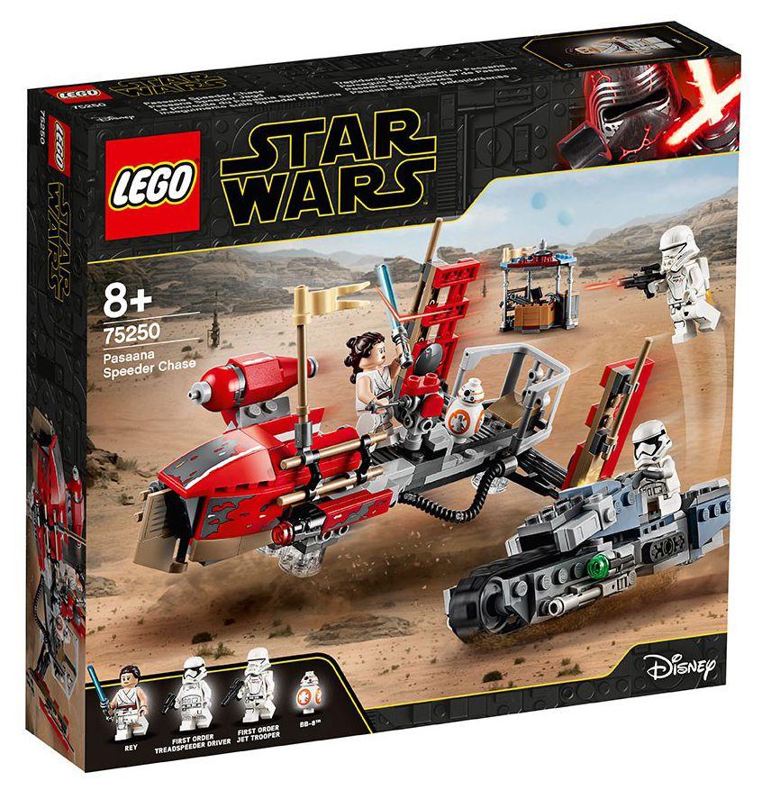 Конструктор Lego Star Wars - Pasaana Speeder Chase (75250) - 1