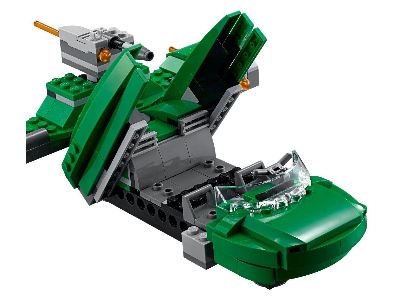 Конструктор Lego Star Wars - Флаш спийдър (75091) - 2