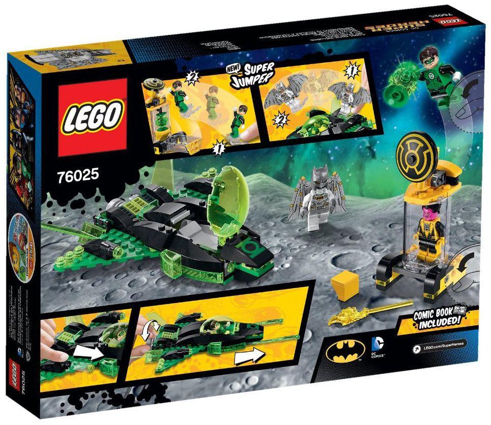 Lego Super Heroes: Зеления фенер срещу Синестро (76025) - 3
