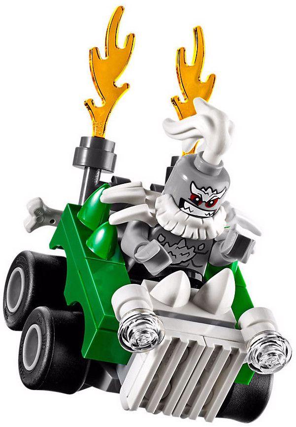 Конструктор Lego Super Heroes – Mighty Micros: Жената чудо™ срещу Думсдей™ (76070) - 4
