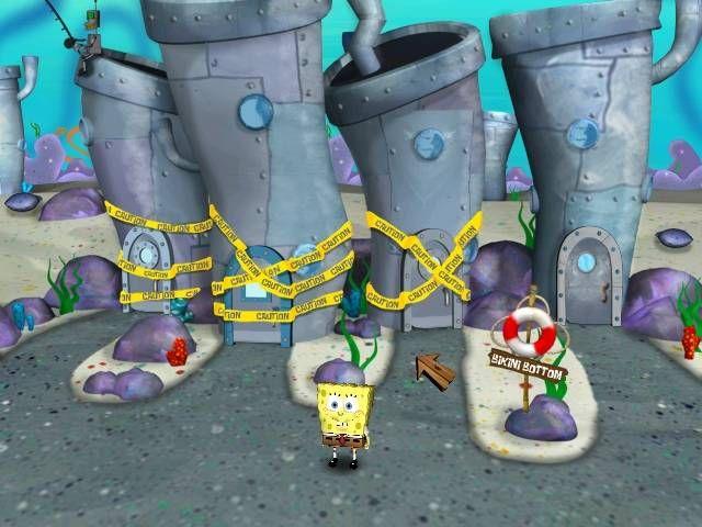 SpongeBob SquarePants Battle for Bikini Bottom Double Pack (PC) - 5