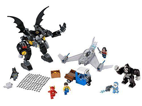 Lego Super Heroes: Горилата Грод полудява (76026) - 4