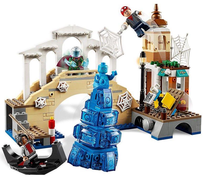 Конструктор Lego Marvel Super Heroes - Hydro-Man Attack (76129) - 2