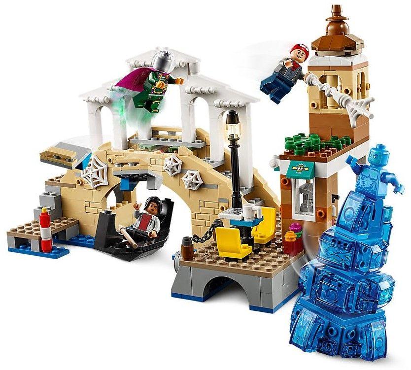 Конструктор Lego Marvel Super Heroes - Hydro-Man Attack (76129) - 3