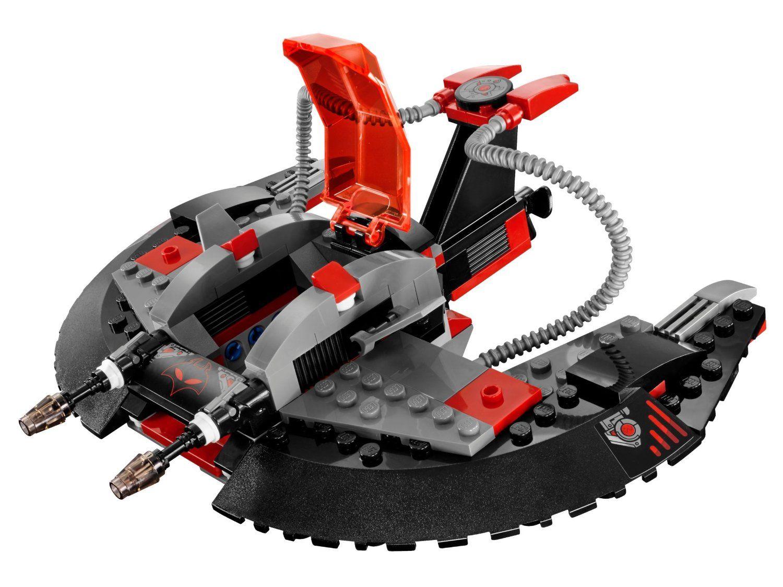 Lego Super Heroes: Подводното нападение на Черната Манта (76027) - 7