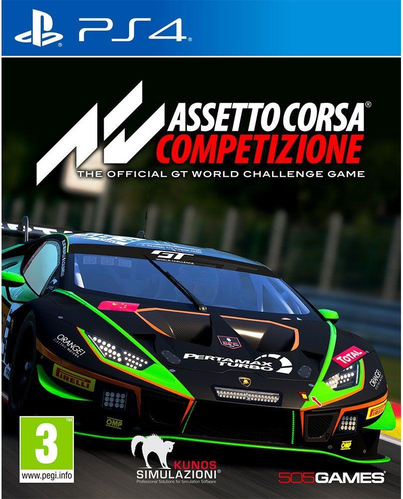 Assetto Corsa: Competizione (PS4) - 1