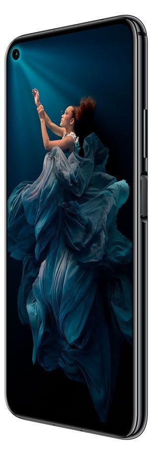 """Смартфон Honor 20  - 6.26"""", 128GB, черен - 2"""