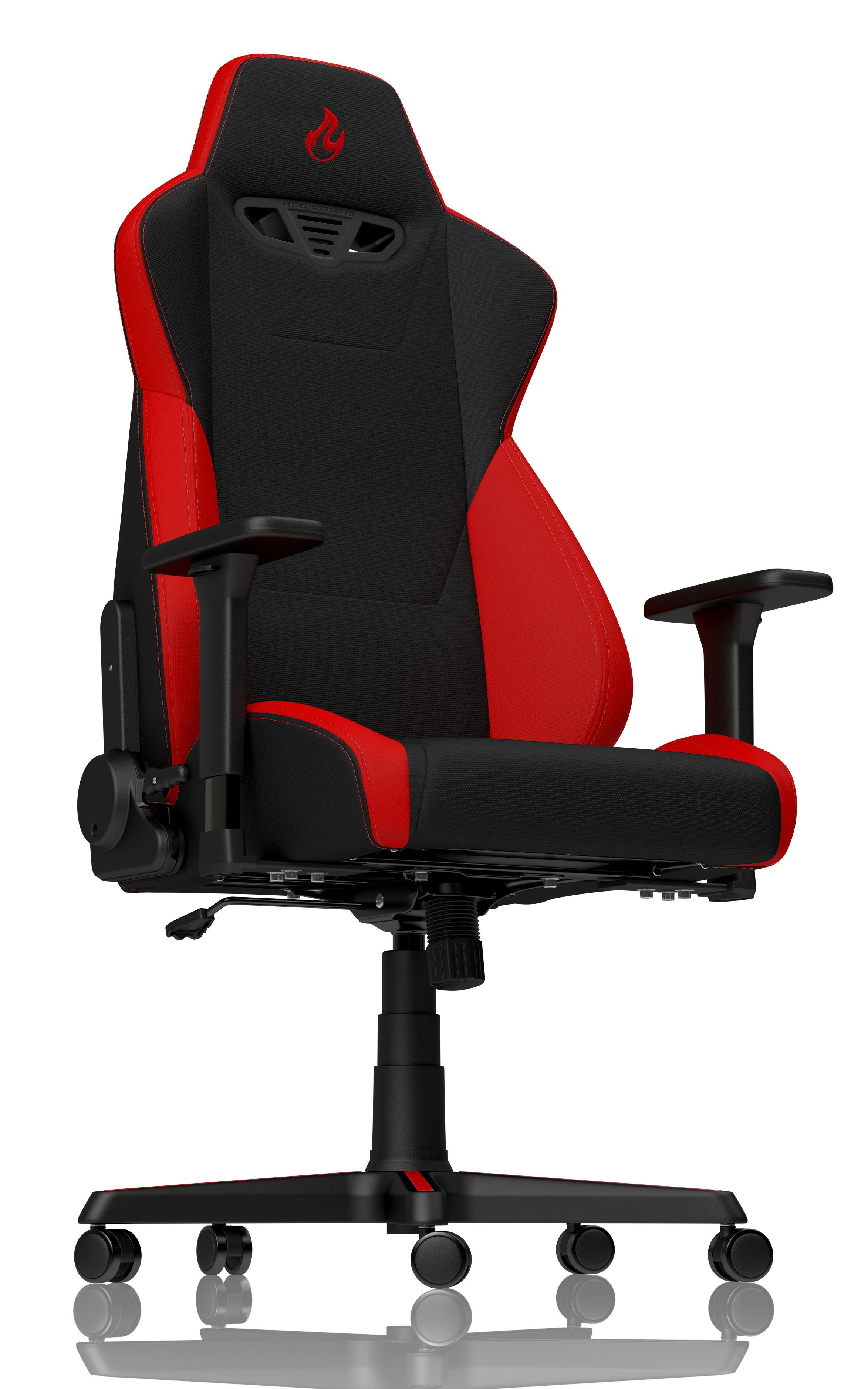 Гейминг стол Nitro Concepts - S300, inferno red - 2