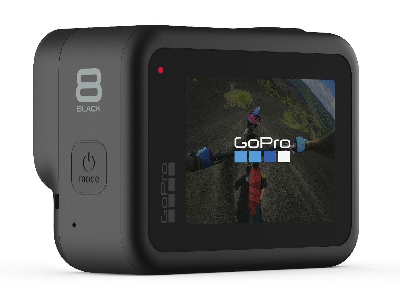 Спортна камера GoPro Hero8 - черна - 6