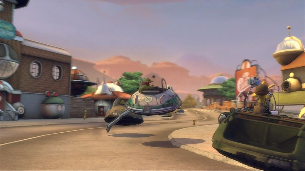 Planet 51 (PS3) - 10