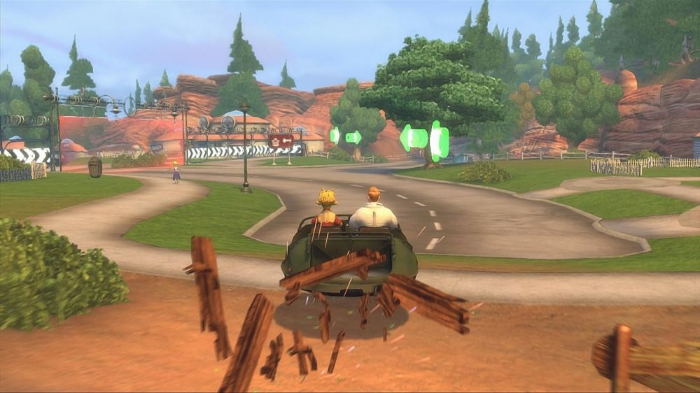 Planet 51 (PS3) - 8