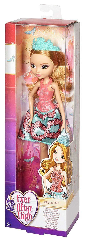 Кукла Ever After High Mattel – Бунтари и последователи – Ашли Ела - 2