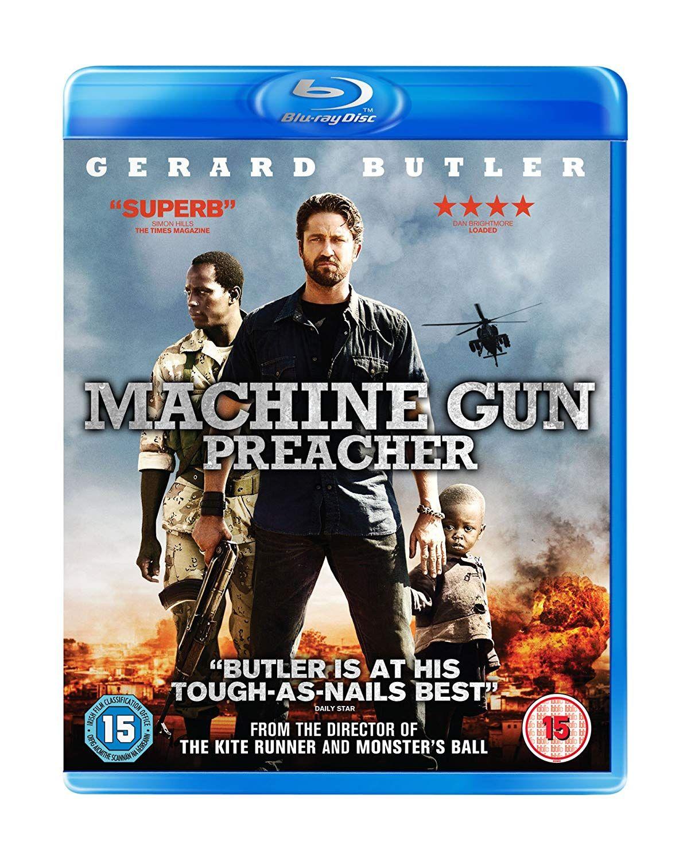 Machine Gun Preacher (Blu-ray) - 1
