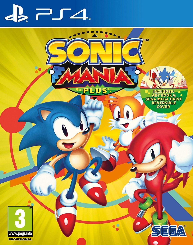 Sonic Mania Plus (PS4) - 1