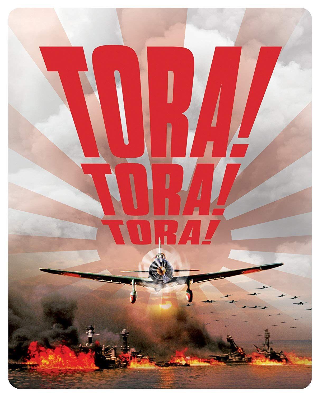 Tora Tora Tora Limited Edition Steelbook (Blu-Ray) - 1