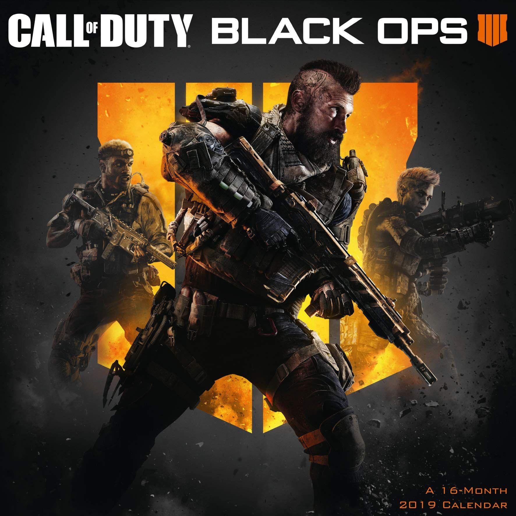Стенен Календар Danilo 2019 - Call of Duty - 1