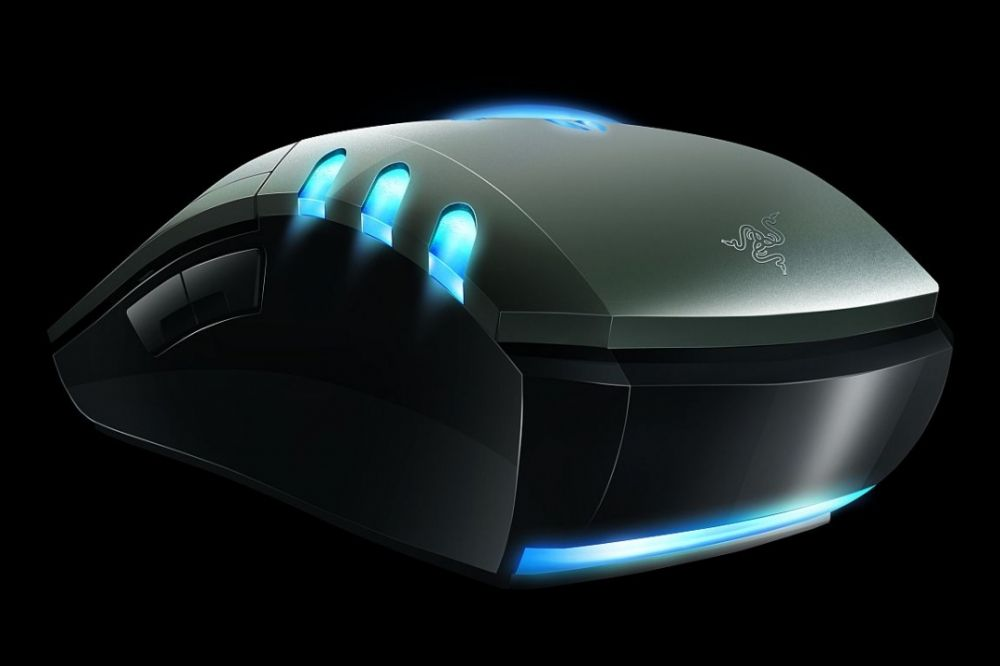 Razer Spectre (Starcraft II gaming mouse) - 3