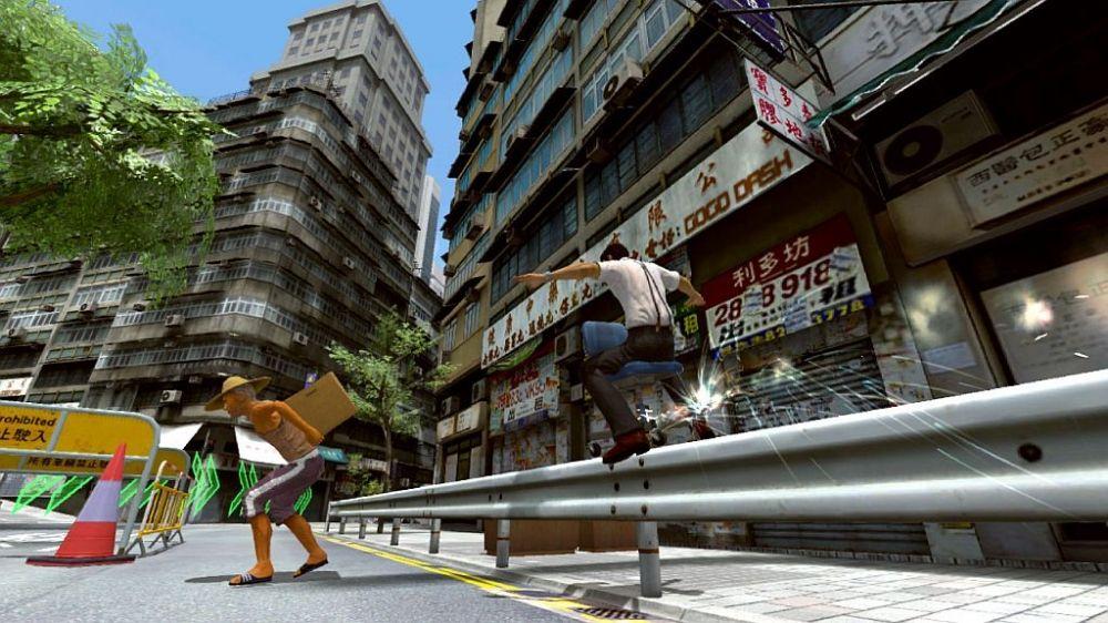 Kung Fu Rider (PS3) - 8