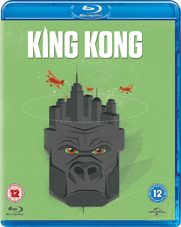 King Kong (Blu-ray) - 1