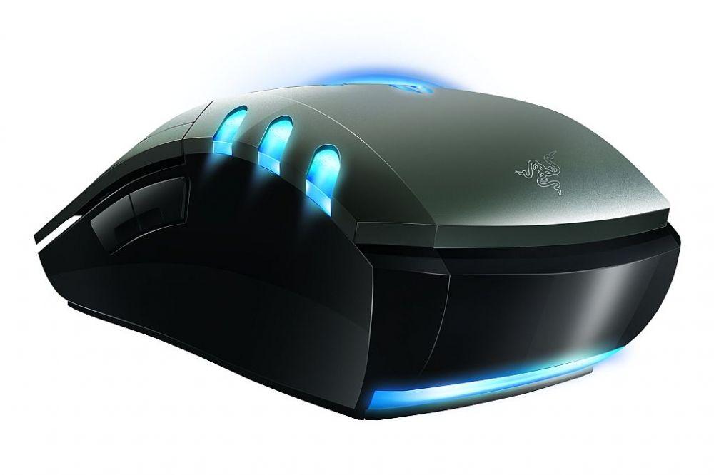 Razer Spectre (Starcraft II gaming mouse) - 8