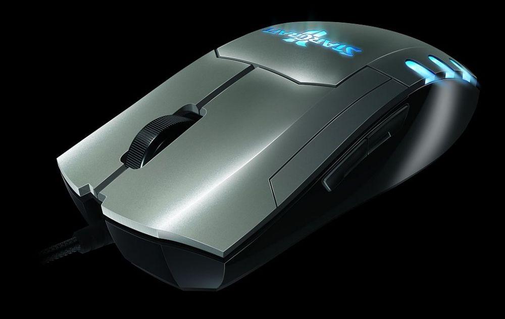 Razer Spectre (Starcraft II gaming mouse) - 4