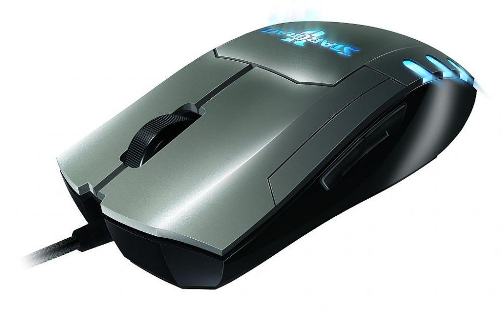 Razer Spectre (Starcraft II gaming mouse) - 9