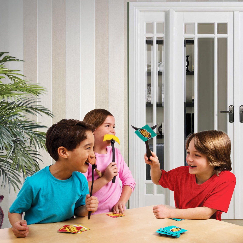 Детска игра Spin Master - Удари мустака - 5