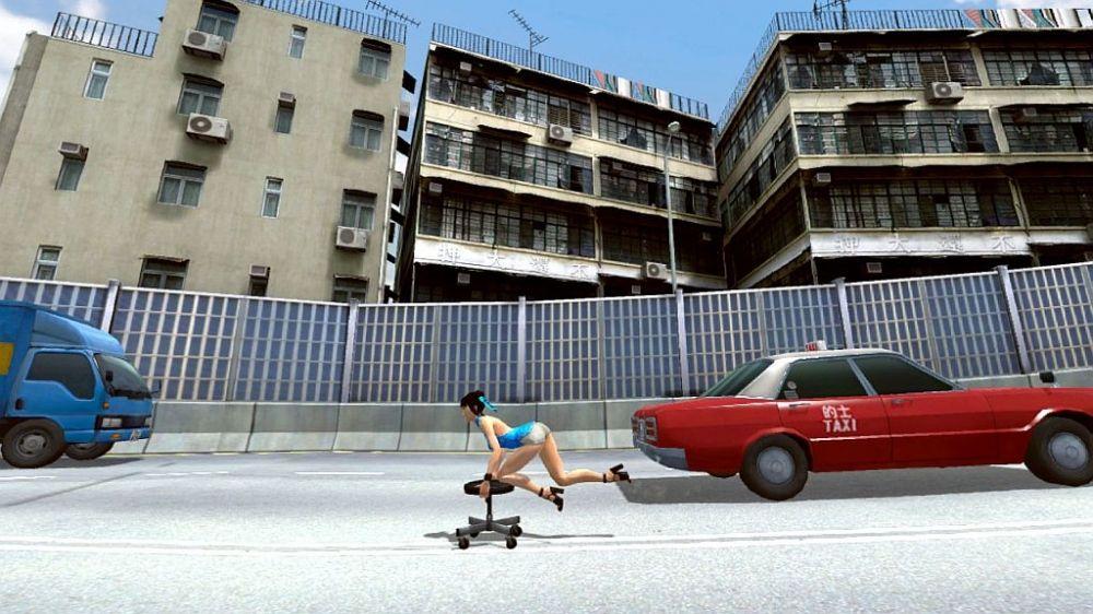 Kung Fu Rider (PS3) - 10