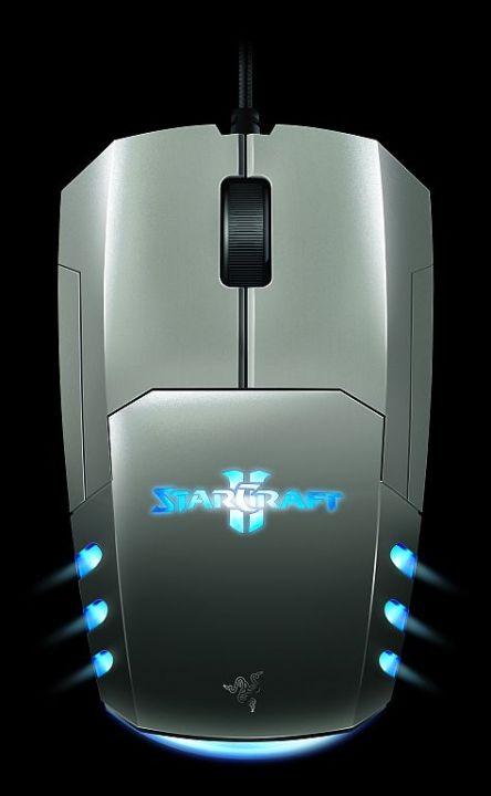 Razer Spectre (Starcraft II gaming mouse) - 2