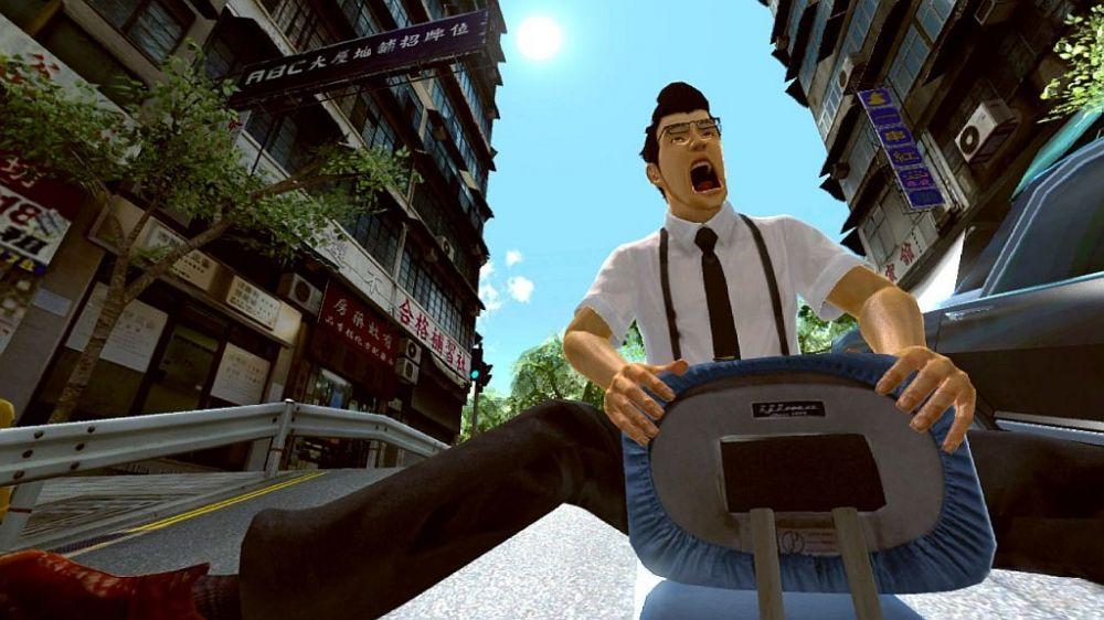 Kung Fu Rider (PS3) - 5