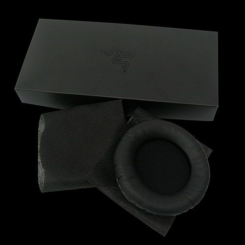 Razer Leatherette replacement ear cushions - 4