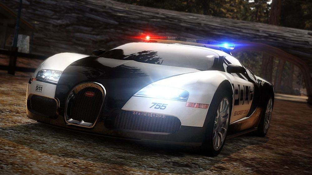 Need for Speed Hot Pursuit - Essentials (PS3) - 7